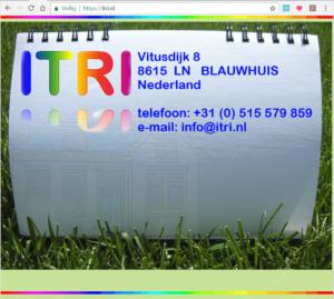 ITRI - offline
